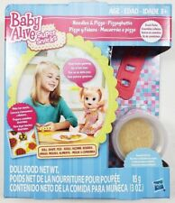 Baby Alive Super Snack Noodles and Pizza Snack Pack Baby Doll Food Hasbro NEW