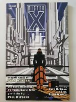 MISTER X THE DEFINITIVE COLLECTION Vol 1 2004 GRAPHIC NOVEL 1ST PRINT! RARE!