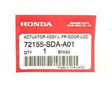 Genuine Acura TL TSX Passenger Right Front Door Lock Actuator OEM New