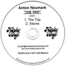 "ANTON NEUMARK ""THE TRIP / XEONE"" RARE KINKY VINYL DJ PROMO CD KINK50"