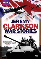 JEREMY CLARKSON - WAR STORIES - DVD - REGION 2 UK