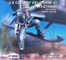 Legend Production, LF0036, US cavalerie héliportée #1 (Vietnam), 1:35