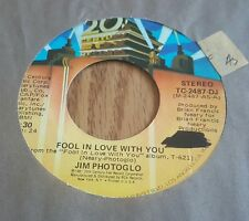 Jim Photoglo – Fool In Love With You ~ Promo ~ (VG++)