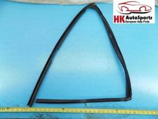 Door Window Frame Weatherstrip Seal Rear Left Driver Side 2.4L Acura TSX 2006 06