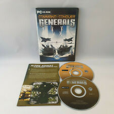 PC CD-Rom - Command & Conquer Generals