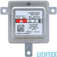 ORIGINAL MITSUBISHI ELECTRIC D8S 8K0941597F Xenon Steuergerät W003T22171 DLS VAG