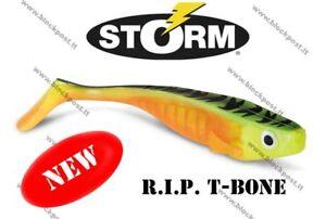Storm r.i.p. t-bone , RTBN09, 23 cm, 85 g. Different colors,
