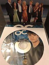 The OC - Season 2, Disc 1 REPLACEMENT DISC (not full season)