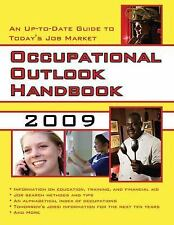 Occupational Outlook Handbook 2009 by U. S. Department of Labor Staff (2008,...