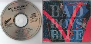 BAD BOYS BLUE CD-MAXI QUEEN OF HEARTS