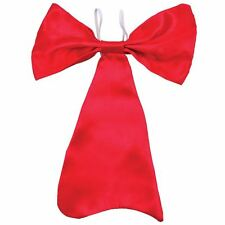 Large Red Bow Tie Dr SUESS Cat In The Hat School World Book Week Fancy Dress