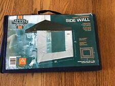 TAILGATE GEAR CANOPY ACCESSORY SIDE WALL, 8' X 7', NEW