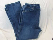 """Mens """"Wranglers"""" Size W42 X L34, Blue, Straight Leg Jeans (real size 41x32)"""