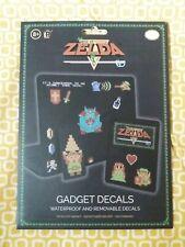 Nintendo Legend of Zelda Waterproof and Removeable Gadget Decals Laptop/Mobile