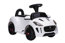Electric Kids Ride On Car Licensed Jaguar Battery Powered MP3 Remote Control Toy