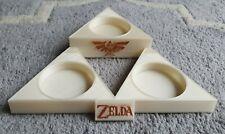 The Legend of Zelda BOTW Triforce amiibo Figures Display Stand ONLY