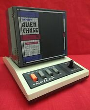 Vintage TANDY ALIEN CHASE Tabletop arcade video game for parts or repair