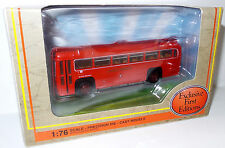 VEHICLES : AEC RF BUS LONDON TRANSPORT DIE CAST MODEL BY GILBOW 23324 - (DT)