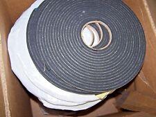 "Gaska Double-Faced Vinyl Glazing Tape V1520 Series 1/4""x1/4""x35' Lot of 62 Rolls"