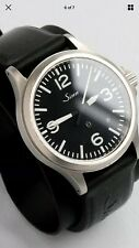 Sinn 656 Pilot Watch-scarce, Boxed With CD And Manual