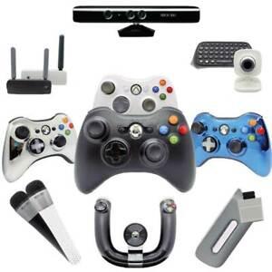 Xbox 360 - Original Zubehör - AUSWAHL - Wireless Controller - Kinect - Mikrofone