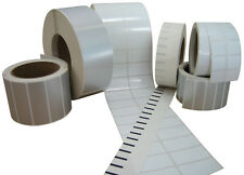 Barcode Label Printer Roll. 103mm x 150mm 79mm core, Direct Thermal, 1000 Labels