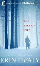 Erin Healy THE BAKER'S WIFE Unabridged CD *NEW* *FAST Ship!*