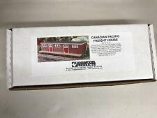 Kanamodel HO kit 1057 Canadian Pacific Freight House