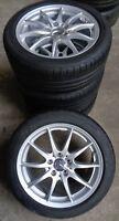 4 Mercedes-Benz Sommerräder B-Klasse W246 A W176 CLA X117 225/45 R17 91V RDK NEU