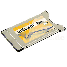 Unicam EVO 4.0 CI Modul sofort Einsatzbereit für z.B. HD+ HD01,HD02,HD03 u.v.a.