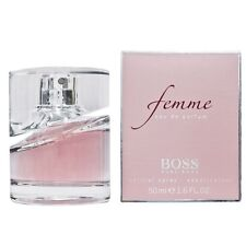 HUGO BOSS FEMME EDP NATURAL SPRAY VAPO - 50 ml