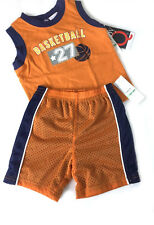 Boys Basketbal Outfit Set Size 18 Months By Baby Q