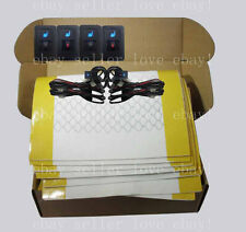 5-gear switch,carbon fiber seat heater,heated seat,4 seats,fit all 12V cars