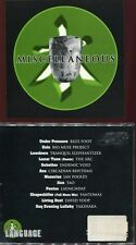 MISCELLANEOUS (CD) 1995 Compilation The Arc, Ian Pooley