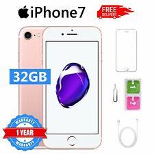 Apple iPhone 7 32Go GSM Usine DÉBLOQUÉ iOS Téléphones Mobiles Grade OR Rose