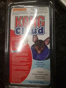 """KONG Cloud Protective Collar for Dogs - Size X-Small for Up To 6"""" Neck"""