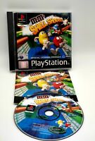 M&M's Shell Shocked - Black Label PS1 Playstation One complete with manual