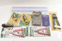 New Tools Multi-Modular Plug Crimps Strips 9 Blade Hex Screwdriver Micro Pippers