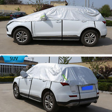 SUV Universal Car Cover Protector Fitted Outdoor Water Proof Rain Snow Sun Dust