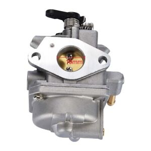 For NissanTohatsu Mercury MF3.5 MFS4 MFS5 NFS4 4 Stroke 3.5 4 5HP 6HP Carburetor