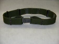 US GI Pistol Belt. Individual Equipment Belt, large