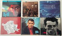 JACQUES BREL LOTTO 6 CD