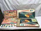 Vintage Fireball XL5 Board Game, Space Race Mid Century Milton Bradly