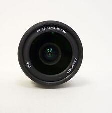 Sony 18-55mm SAM F3.5/5.6 Lens