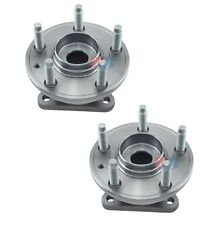 Pair Set of 2 Rear WJB Wheel Bearing and Hub Assies Kit for Ford Mercury AWD