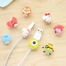 3X Cable Protector Saver Cover For iPhone/iPad USB Cord Headset Charger