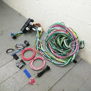 1948 & Up Packard Under Dash Wire Harness Upgrade Kit 12V Conversion 24 Circuit