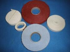 ASSORTED SEWING TAPES AND ELASTIC