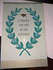 Carlton Cards Graduate Graduation greeting Card Religious Prayer