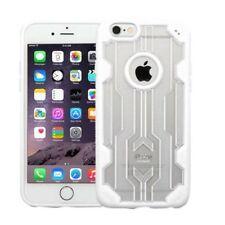 Étuis, housses et coques avec clip blancs transparents pour téléphone mobile et assistant personnel (PDA) Apple